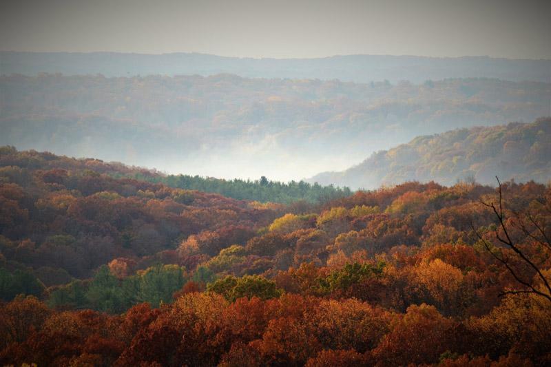 Brown County Landscape park
